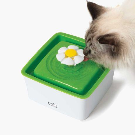 Fonte de água para gatos (+ filtros)