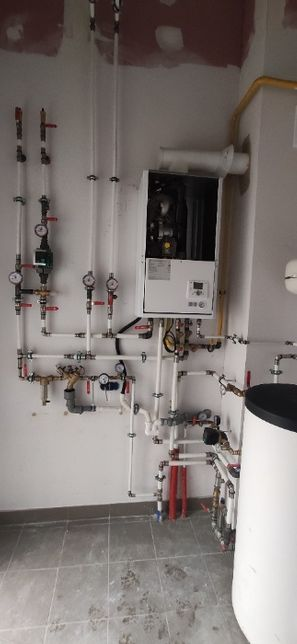 Firma instalacyjna, wod kan gaz co kotłownie, pompy ciepła, podłogówki