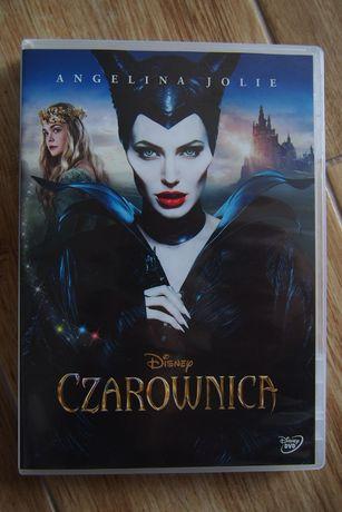 """film DVD """"Czarownica"""" Angelina Jolie"""