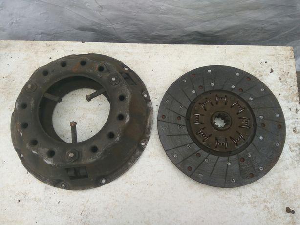 Корзина сцепление + диск сцепление газ 53