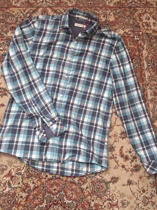 рубашка мужская хлопок идеальное состояние недорого Черкассы - изображение 1
