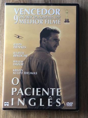 O Paciente Inglês DVD