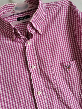 Gant koszula kratka L