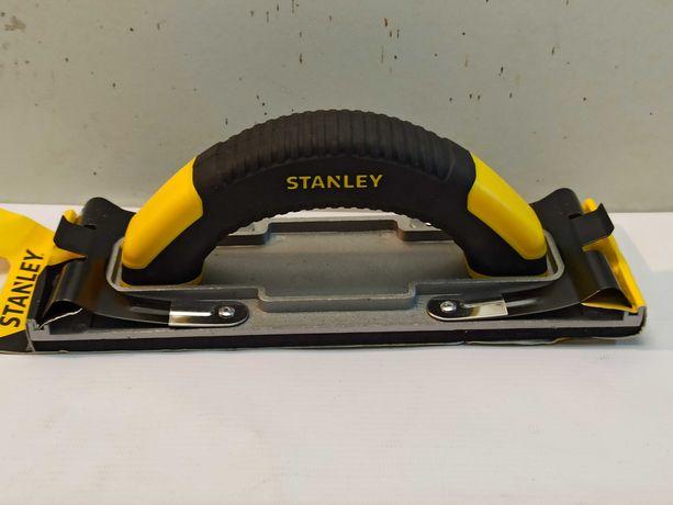 Терка ручная на алюминиевой платформе Stanley  305 x 101 мм