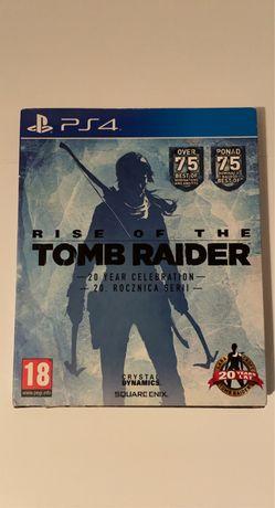 Tomb Raider 20 year celebration edycja kolekcjonerska