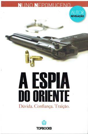 10482  A Espia do Oriente Freelancer - Livro II de Nuno Nepomuceno