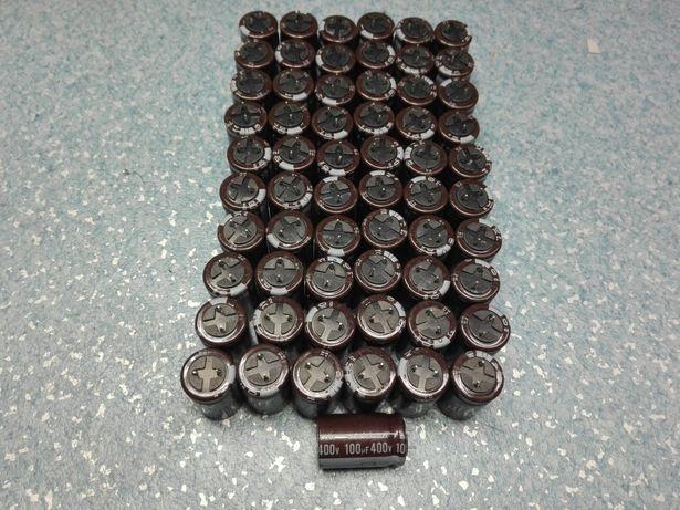 Kondensator 100 uf/400V 105 stopni