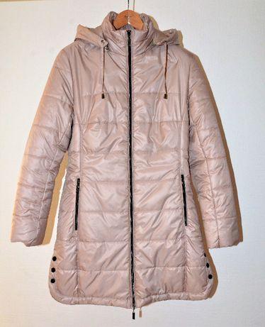 Женское демисезонное пальто New Mark, р. 50 (XXL)