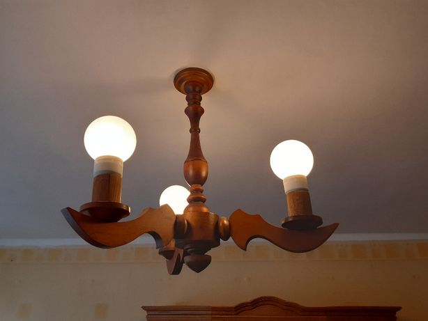 Lampa sufitowa - żyrandol