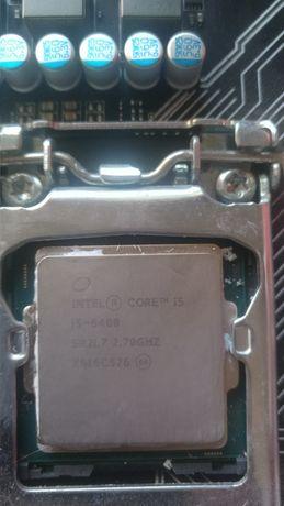 MSI B150M + i5-6400 + GSKILL RIPJAW V 2x4 2133