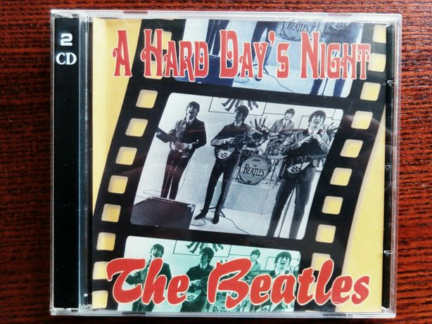The Beatles A HARD DAY'S Night 2CD