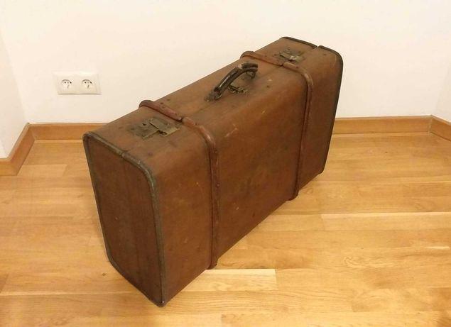 Walizka kufer retro vintage antyk.