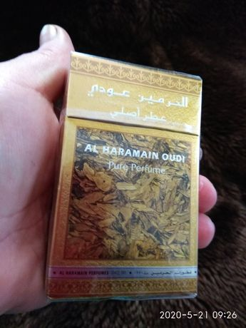 Арабские масляные духи 15мл. Al Haramain.