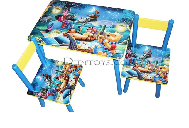 Детский столик Ночь для 1-7 лет ( варианты) Производитель