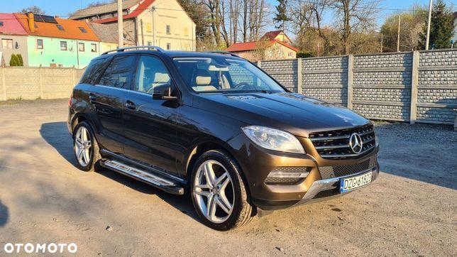 Mercedes-Benz ML Mercedes ML 350 CDI 3.0 V6 BLUETEC 4MATIC