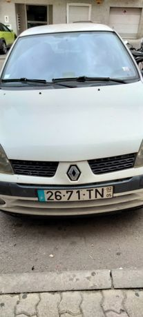 Renault Clio 1,5. DCI 5 portas