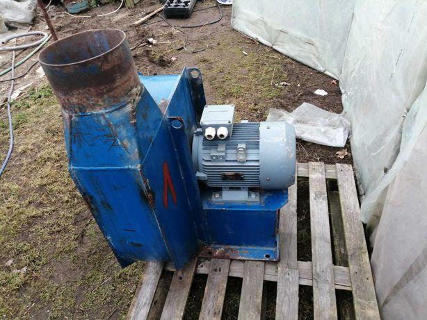 Wyciąg, dmuchawa 7,5 kW