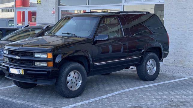 Chevrolet Tahoe LT 6.5 V8 Turbodiesel 4X4 - Nacional