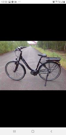 """Rower elektryczny 28"""" silnik Bosha"""
