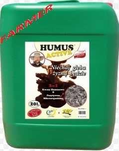 Humus Active 20 l.