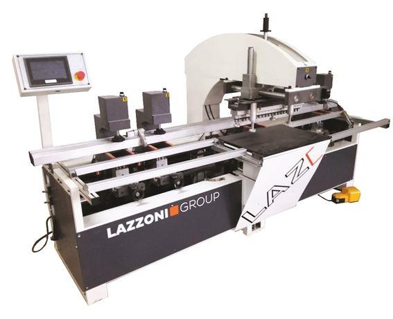 Wiertarka BORING SYSTEM 2051 - Lazzoni Group