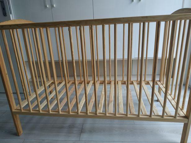 Łóżeczko niemowlęce dziecięce 120x60