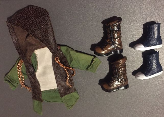 Ubrania i buty Ever After High Monster High