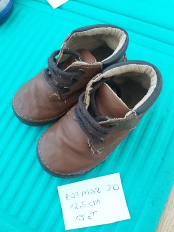 Trzewiki wiosenne jesienne buciki buty dla chłopca Lupilu 20