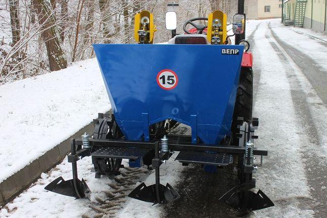 Картоплесажалка тракторная двухрядная МТЗ ДТЗ ЮМЗ Т25 Т40