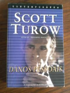 Danos Pessoais - Scott Turow