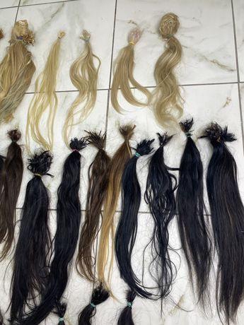 Волосся б/у