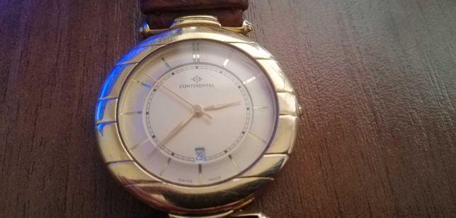 Продам часы женские CONTINENTAL Швейцария (позолота)