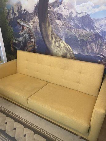 Sofa rozkladana pojemnik na posciel