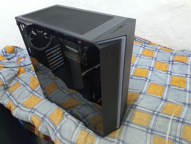 Pc Core2Quad 9300/4gb ram/Ssd 120gb