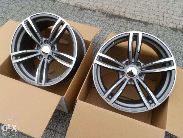 Nowe felgi R272 MOON BMW E90, F10, F11 F30 M4 ! 18 cali