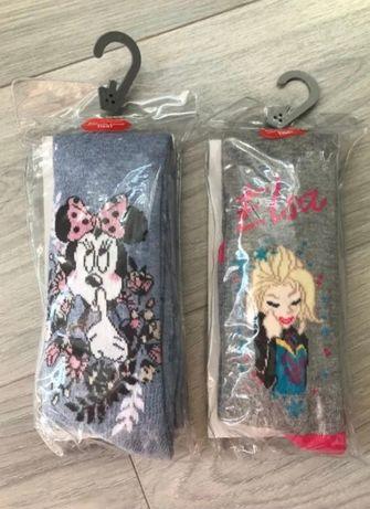 Колготки Disney Minnie mouse Frozen elsa