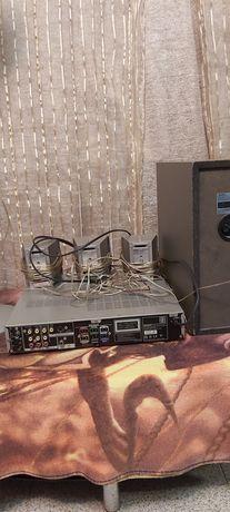 Amplificador com colunas,posso vender separado.