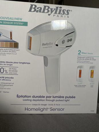 Depilator Babyliss Homelight Sensor