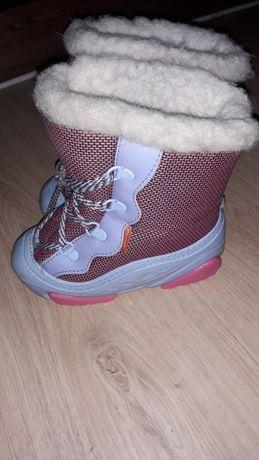 Ботинки Демар стелька 17.5 см