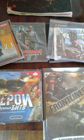 Продам компьютерные игры
