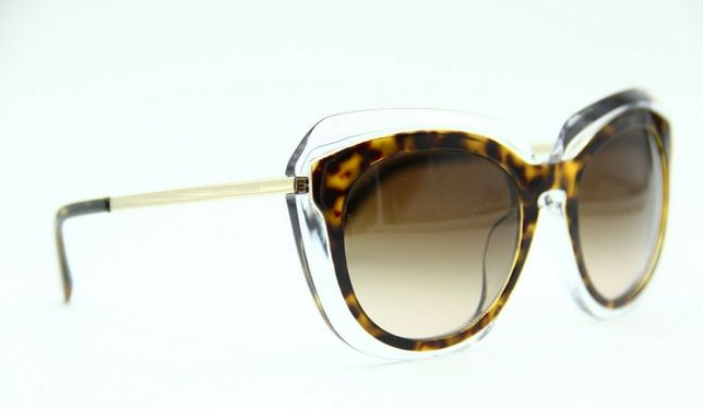Okulary przeciwsłoneczne Dolce Gabbana HAVANA