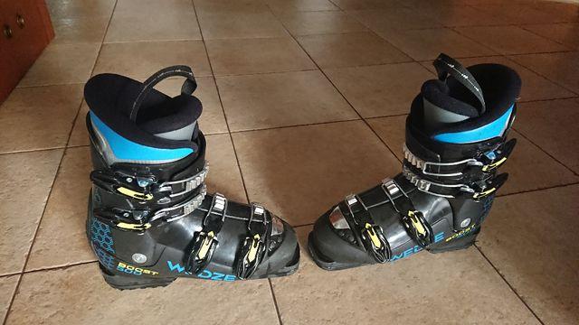 Buty narciarskie Wedze rozmiar 24-24,5.