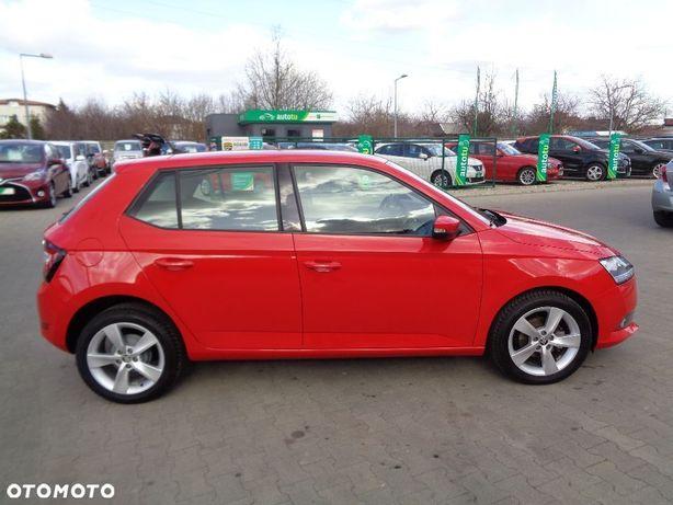 Škoda Fabia niemcy 1 szy właściciel serwis aso bogate wyposażenie IDEALNA vf vat