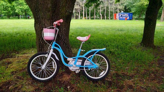 """Велосипед ARDIS LITTLE SWAN 18"""" Голубой в отличном состоянии"""