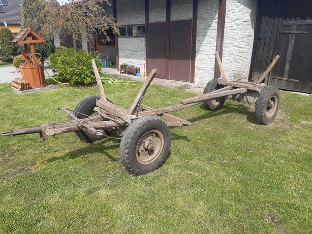 Wóz konny pod traktor