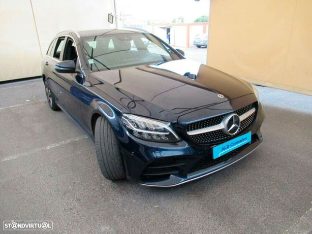 Mercedes-Benz C 300 d AMG Line