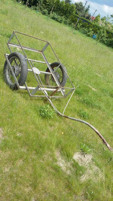 Wózek metalowy