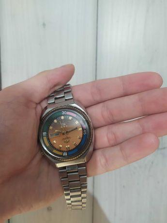 Klasyczny, męski zegarek Orient Crystal.