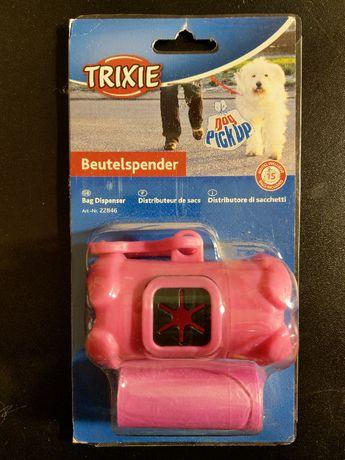 Pojemnik na woreczki firmy Trixie