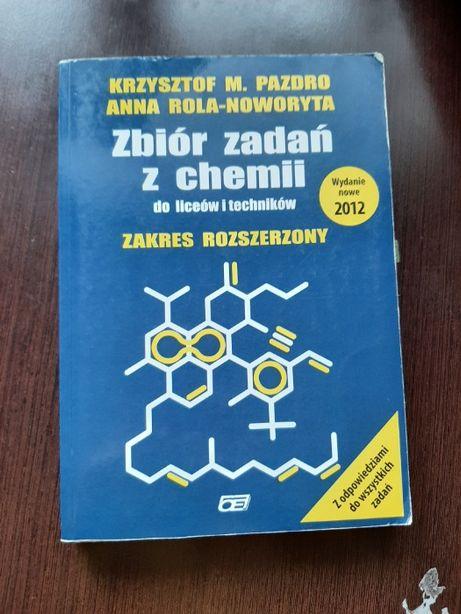 zbiór zadań z chemii- zakres rozszerzony